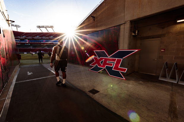 Football League XFL Names 160over90 Agency of Record