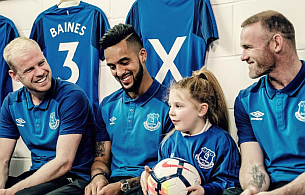 Rooney, Crouch and Benitez Promote New Premier League Primary Stars Project
