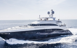 BSUR Appointed Global Agency for Princess Yachts International