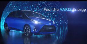 Papaya and Toyota Unveil the 2017 Yaris at Geneva Motor Show