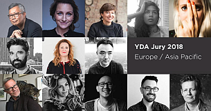 YDA Announces First Wave of Jury Members for 2018