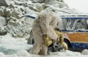 BBDO NY & Lowe's Helpful Yeti Has Some Useful Winter Hints
