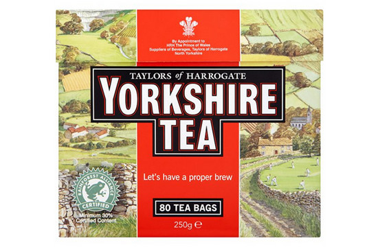 Yorkshire Tea Partners with England Cricket