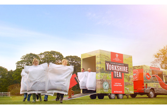 Yorkshire Tea Releases First TV Ad with ECB