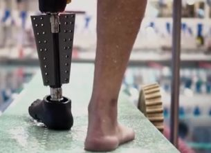 Your Shot: How JWT NY Helped a War Veteran Swim Again with an Amphibious Prosthetic