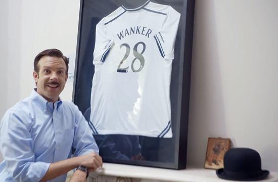 Coach Lasso Returns in NBC Sports' Latest Premier League Teaser