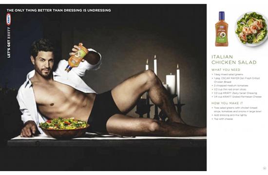 Kraft Launches 'Zesty Cookbook' via Being LA