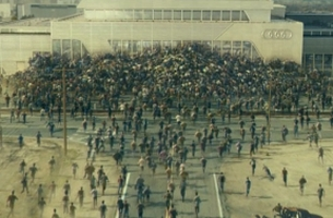 We're Getting World War Z Vibes From Thjnk Berlin's New Audi Advert
