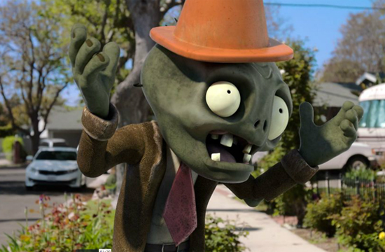 Plants vs. Zombies Part 2: It's About Time!