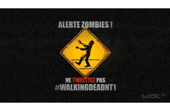 Walking Dead Infects Social Media