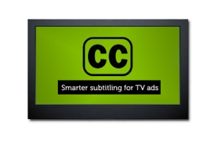 ZOO Digital Announces New Subtitling for TV Ads Service