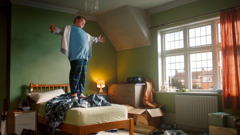 Lucky General's Zoopla Campaign Has a Kid Feeling Like 'An Absolute G'