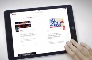 Get Your Fill of Global Art News with Razorfish's 'Planet Art' Beta