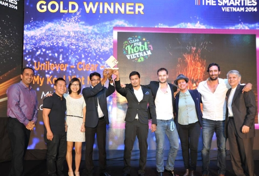 Lowe Most Awarded Agency at Inaugural SMARTIES Vietnam