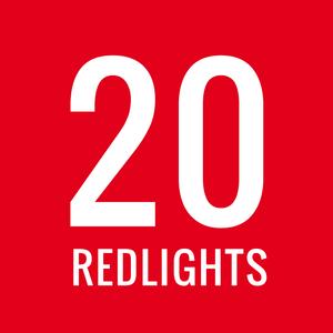 20 Red Lights