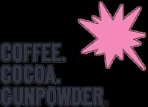Coffee Cocoa Gunpowder