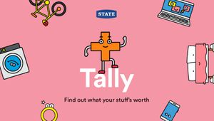 State Discovers If Your Clothes Are Worth More Than Your Car with Visual Calculator 'Tally'