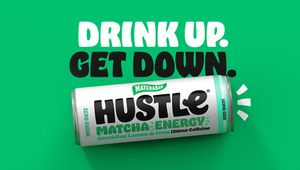 New Decade, New Hustle: Jones Knowles Ritchie Rebrands First-Ever No-Sugar Added Matcha Energy Drink
