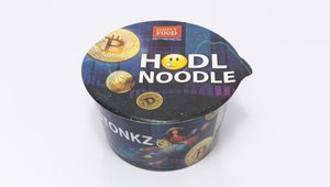Simply Food Launches Limited Edition Instant Ramen for Stock and Crypto Investors