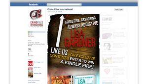 LISA GARDNER facebook app for Headline Publishing