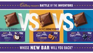 Public Goes Head to Head for Cadbury's Battle of the Inventors