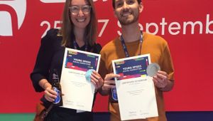 BWM Dentsu's Rosie Double and Scott Pritchett Score Silver at Young Spikes