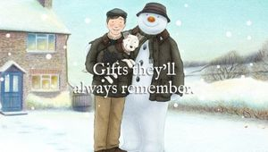 Barbour Brings The Snowman to Life for Christmas Ad