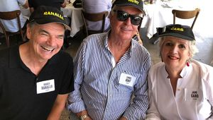 Creative Legends From the 70s, 80s and 90s Attend the 2nd Annual CB All-Time Dream Team Legendary Lunch