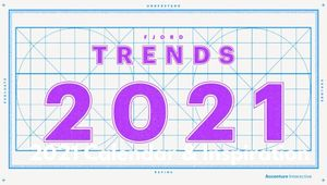 2021 Will Redefine the 21st Century According to Annual Fjord Trends Report
