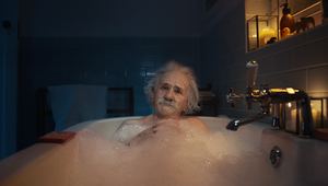 Albert Einstein Joins the Energy Revolution for Smart Energy GB Spot