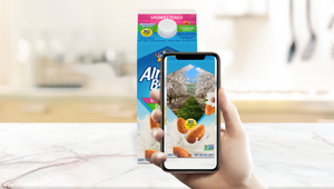 Tactic Takes Almondmilk Back to its Roots with App-less AR Experience for Blue Diamond Almond Breeze