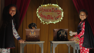 Argos Sprinkles Some Festive Joy in Magical Christmas Campaign