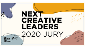The One Club and The 3% Movement Announce Global Jury For Next Creative Leaders 2020