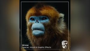 Framestore Nets VFX BAFTA for His Dark Materials