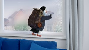 Wilbur the Adorable Penguin Stars in Filament Post's Latest British Gas Spot