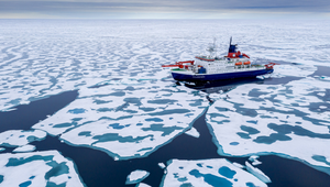 Arctic Drift: Breathtaking Beauty & Critical Danger In A Year On the Ice
