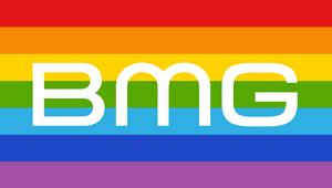 BMG's All Star Line Up Celebrates Global Pride
