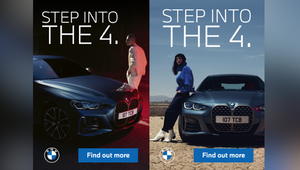 BMW Teams up with Pinterest to Offer Car Buyers Immersive 360 Viewing Experience
