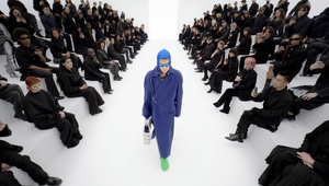 MPC Crafts Epic Series of Digital Clones for Balenciaga's Clones Spring 22 Collection