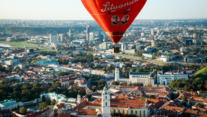 Digital City: The Transformation of Lithuania's Capital