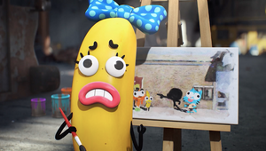 Imagination Takes a Wild Turn in Amazing World of Gumball Kids Series