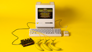 This Grocery Gaming Controller for No Frills Aisles of Glory is Literally Bananas
