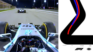 Band Network Celebrates Formula 1's Historic Moments for New Visual Identity