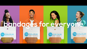 Tru-Colour Products and LLC Embraces First Aid Diversity for BandAid Range