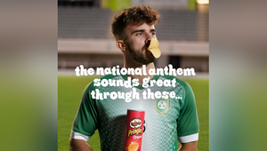 Pringles Real Time Reactions Bring the Fun Back to Football