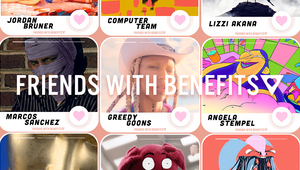 Friends Electric Launches Collaborators Roster of Young Artists and Creators
