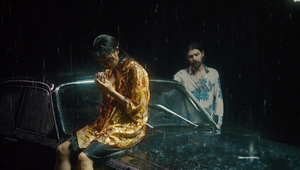 Joe Connor Makes it Rain for Biffy Clyro's 'Space Dance'