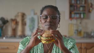 McDonald's 'Welcome Back' Captures Joyous Return of the Big Mac