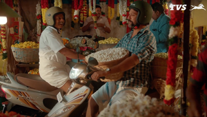 Lowe Lintas Showcases South India's Most Loved Scooter Brand TVS