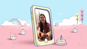 With Nestlé's Leite Moça, Birthday Parties in Lockdown Still Taste Sweet